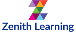 Zenith Learning Retina Logo